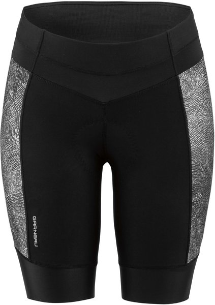 Garneau Women's Neo Power Art Motion Shorts Color: Black