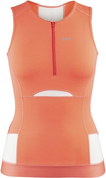 Garneau Women's Sprint Tri Sleeveless Color: Coral