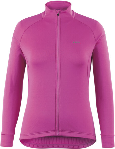 Garneau Women's Thermal Edge DWR Jersey Color: Peony
