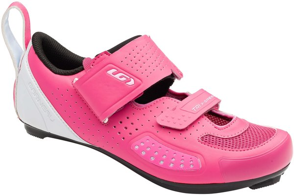 Garneau Women's Tri X-Speed IV Shoes Color: Pink Pop