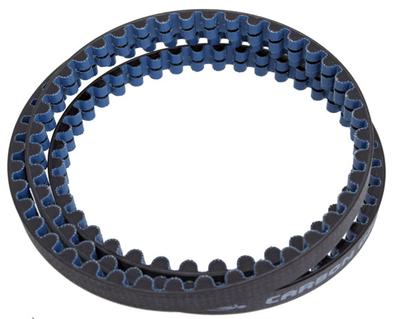 Gates Carbon Drive CDX Centertrack Belt