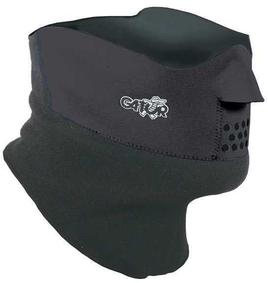 Gator Gator Duo Face Protector Color: Black