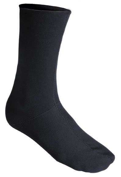 Gator Gator Neoprene Socks Color: Black