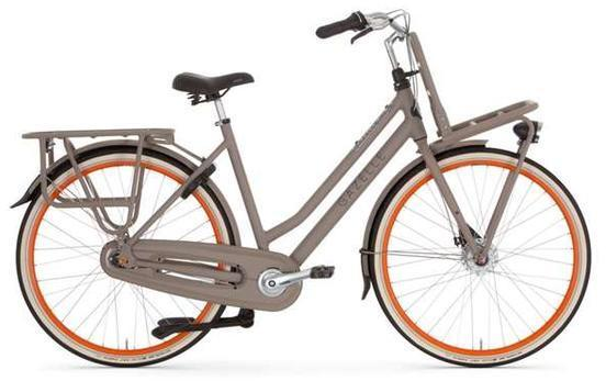 Gazelle Bikes Heavy Duty NL Step-Thru