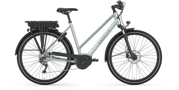 Gazelle Bikes Medeo T9 Low-Step