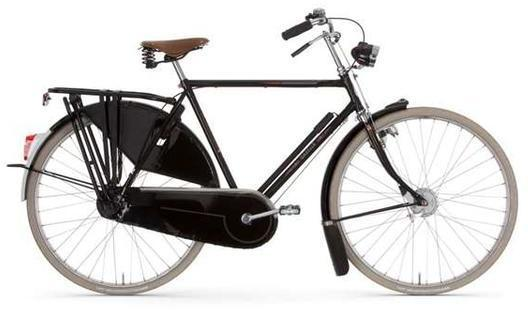 Gazelle Bikes Tour Populair T3 Diamond Color: Black
