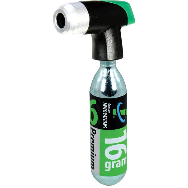 Genuine Innovations Hammerhead CO2 Tire Inflator
