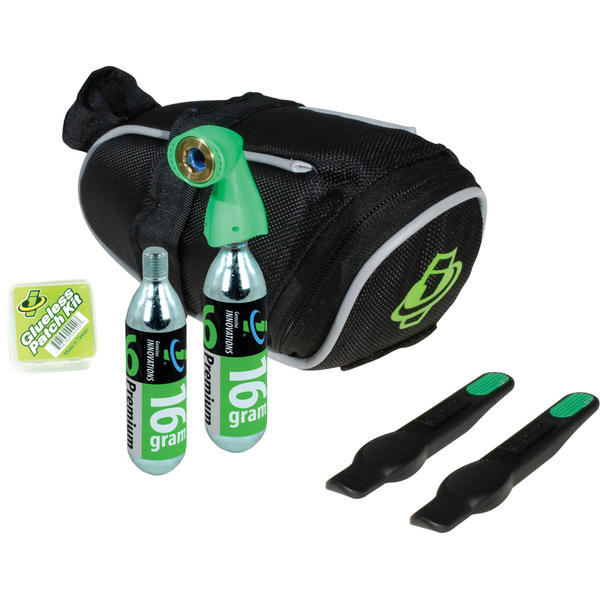 Genuine Innovations Seat Bag C02 Inflation Kit