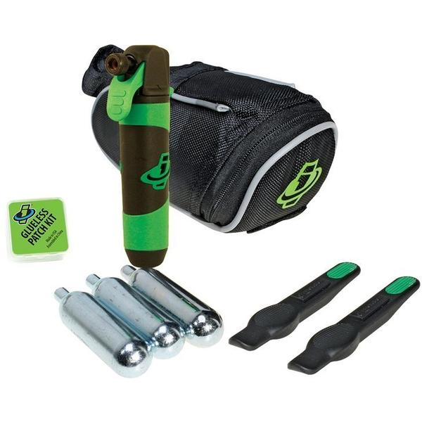 Genuine Innovations Deluxe Seat Bag Repair & Inflation Kit
