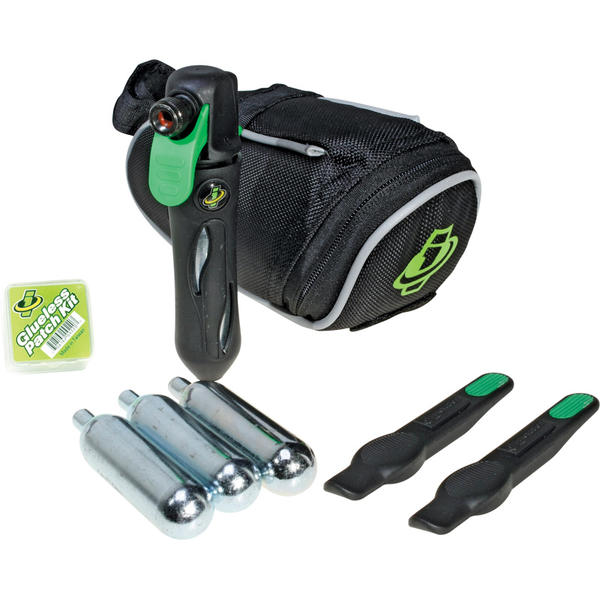 Genuine Innovations Deluxe Seat Bag C02 Inflation Kit