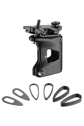 Giant Propel Advanced ISP Seat Clamp Color: Black