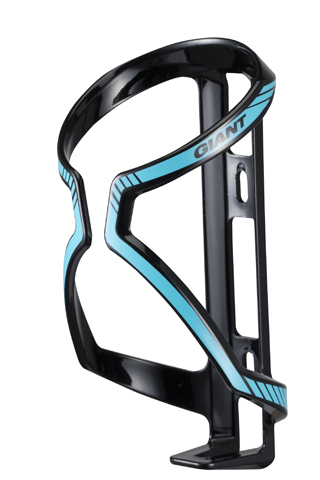 Giant AirWay Sport Water Bottle Cage Color: Black/Blue