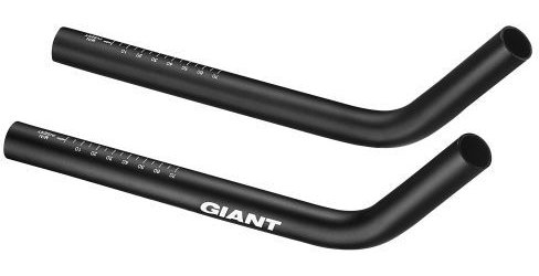 Giant Alloy Ski-Bend Aerobar Extensions