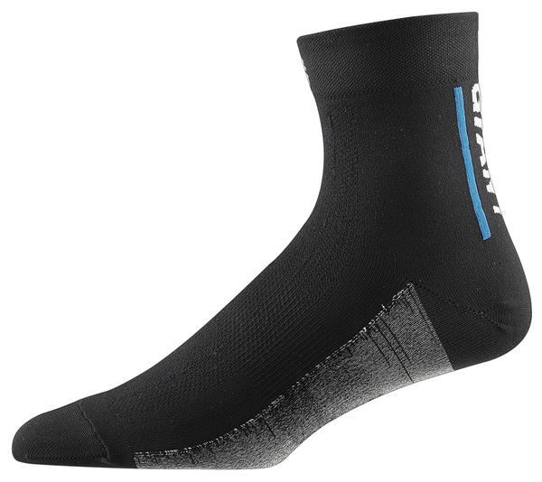 Giant Rev Lite Quarter Socks Color: Black