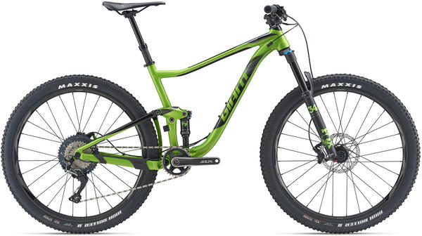 Giant Anthem 1 SLX Color: Metallic Green