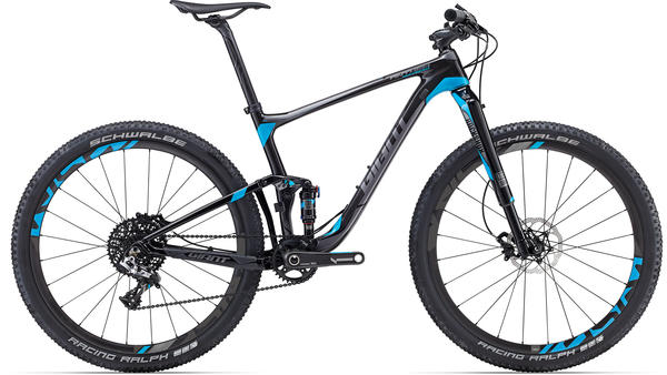 Giant Anthem Advanced 27.5 0 Color: Composite/Blue