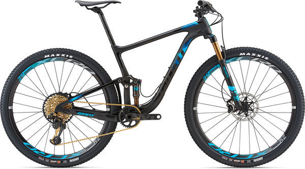 Giant Anthem Advanced Pro 29 0 Color: Carbon/Blue