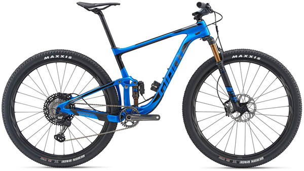 Giant Anthem Advanced Pro 29 0 Color: Metallic Blue