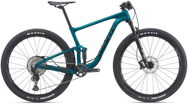 Giant Anthem Advanced Pro 29 2 Color: Teal