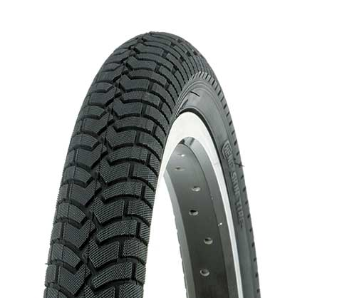 "CST Tire 20 x 1.95"" V-Tread BMX - Black"