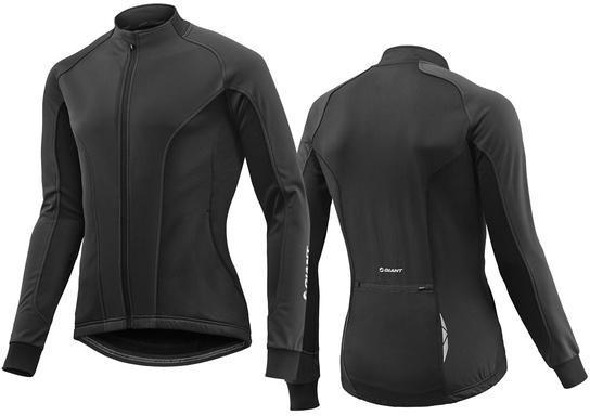 Giant Caldo Softshell Jacket Color: Black