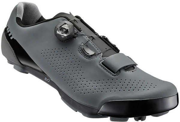 Giant Charge Elite Off-Road Shoe Color: Grey/Black