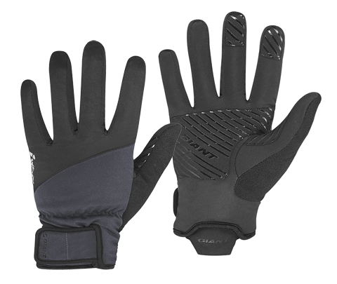 Giant Chill X Cold Weather Gloves Color: Black