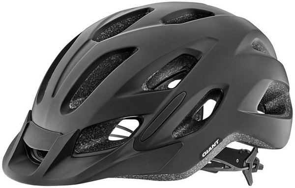 Giant Compel Helmet Color: Matte Black