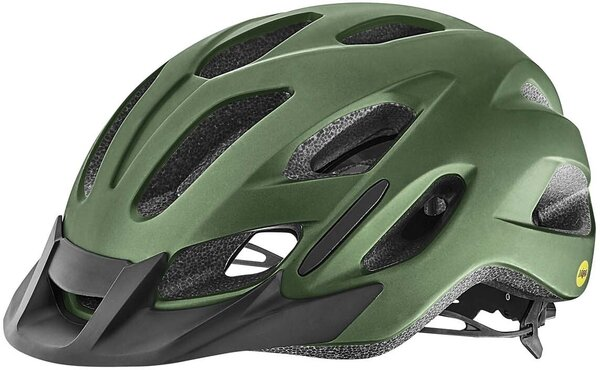 Giant Compel MIPS Color: Matte Metallic Green