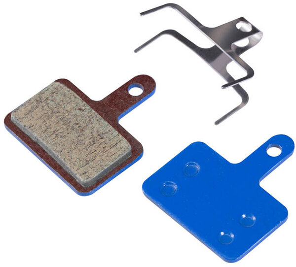 Giant Conduct Disc Brake Pads Color: Blue