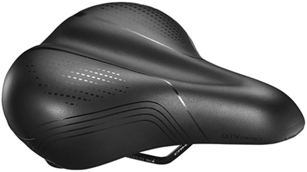 Giant Contact City Saddle Color: Black