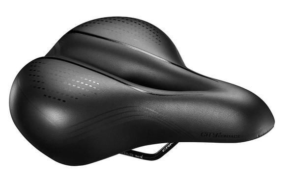 Giant Contact City+ Saddle Color: Black