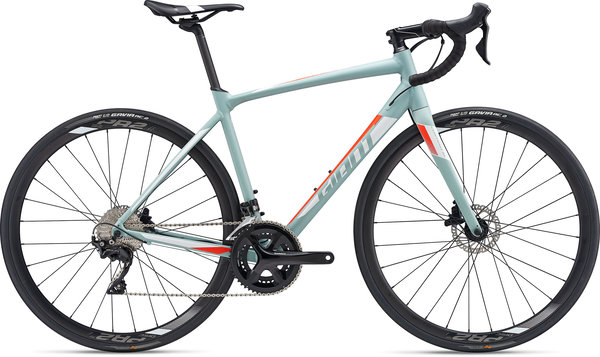 Giant Contend SL 1 Disc Color: Gray Green
