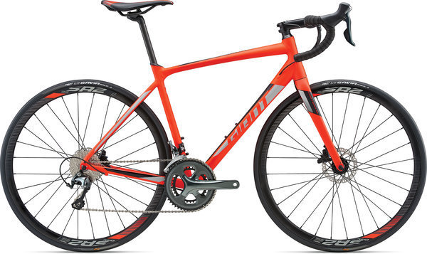 Giant Contend SL 2 Disc - Fitchburg Cycles | Fitchburg & Madison, WI