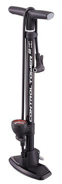 Giant Control Tower 2 Floor Pump Color: Black