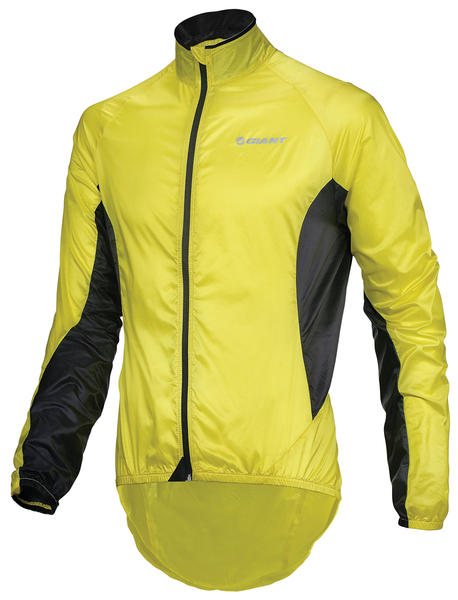 Giant Superlight Wind Jacket Color: Yellow/Black
