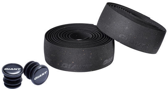 Giant Cork Handlebar Tape Color: Black