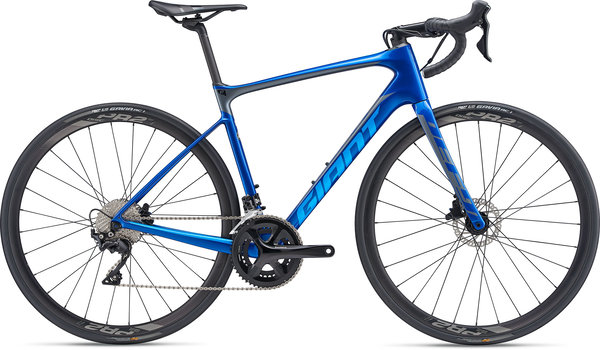 Giant Defy Advanced 2 Color: Electric Blue