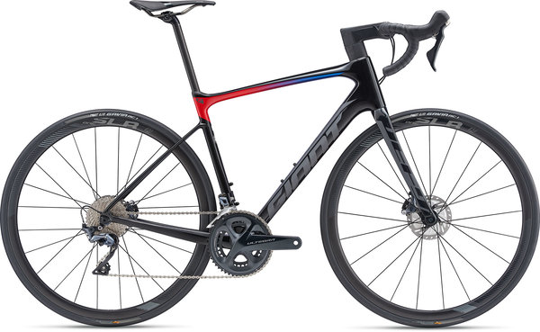 Giant Defy Advanced Pro 1 Color: Carbon