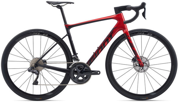 Giant Defy Advanced Pro 1 Color: Metallic Red