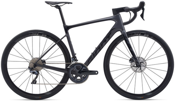 Giant Defy Advanced Pro 2 Color: Gunmetal Black