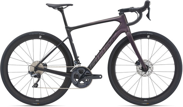 Giant Defy Advanced Pro 2 Color: Rosewood/Black