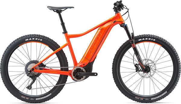 Giant Dirt-E+ 1 Pro Color: Neon Red/Orange