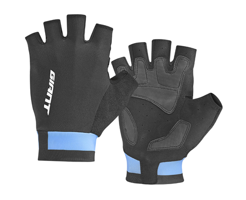 Giant Elevate Short Finger Gloves Color: Black/Blue