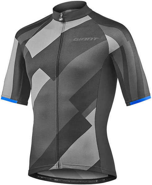 Giant Elevate Short Sleeve Jersey Color: Black
