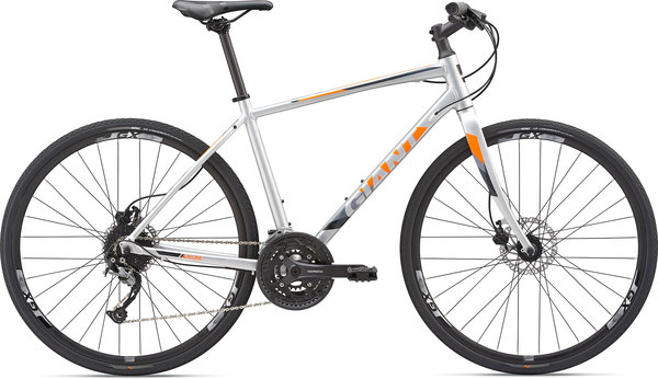 Giant Escape 1 Disc (k4) Color: Silver
