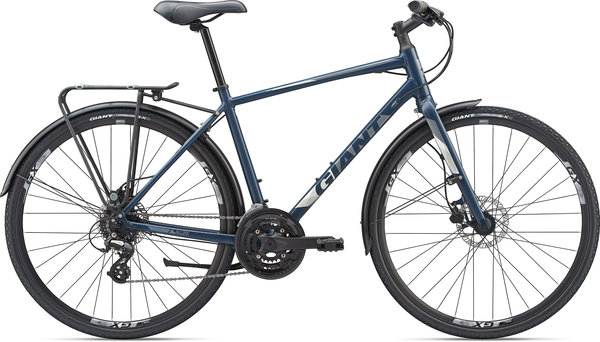 Giant Escape 2 Disc City Color: Navy Blue