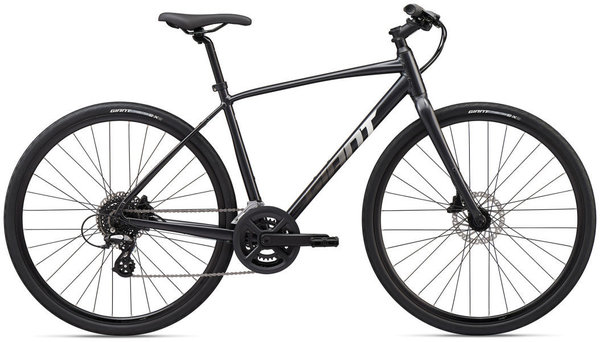 Giant Escape 2 Disc Color: Gunmetal Black