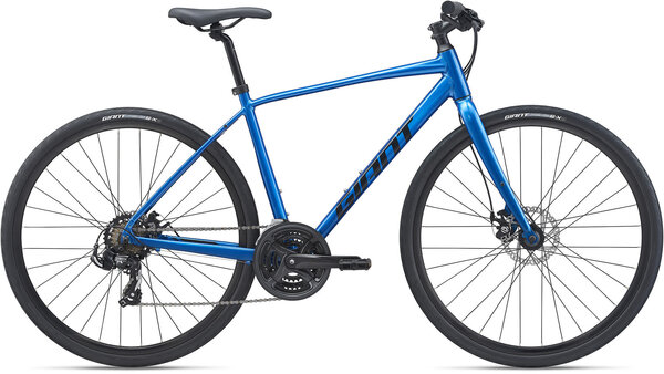 Giant Escape 3 Disc Color: Metallic Blue