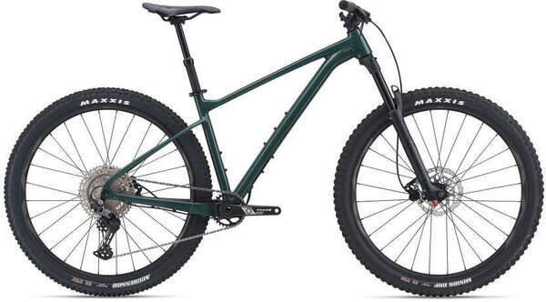 Giant Fathom 29 2 (Crest fork) Color: Trekking Green
